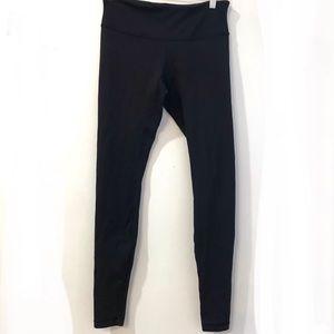 lululemon athletica Pants - Lululemon Women's Leggings Black Size 6 (D72)